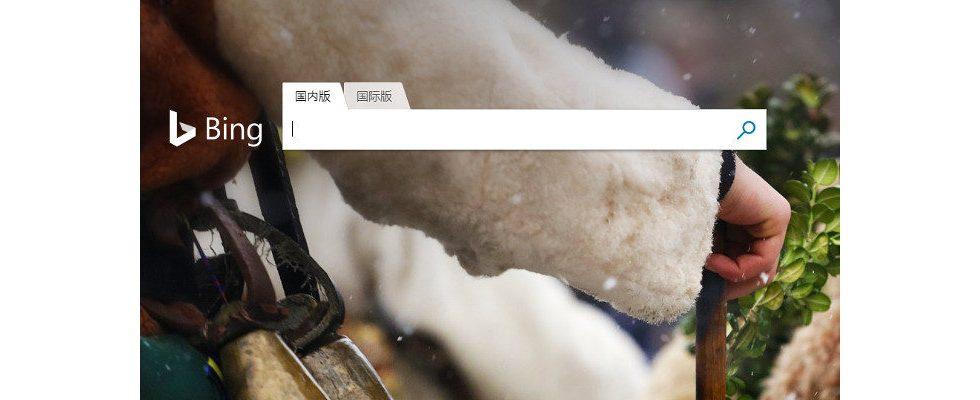 Microsofts Bing ist in China wieder online – Erklärungen bleiben aus