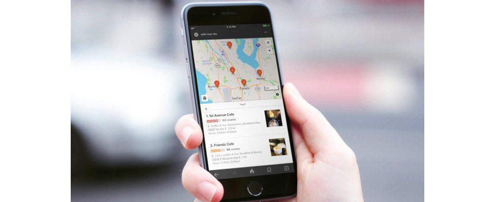 Neue Features für DuckDuckGo User dank Karten-Partnerschaft mit Apple