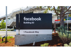 Facebook Front Sign