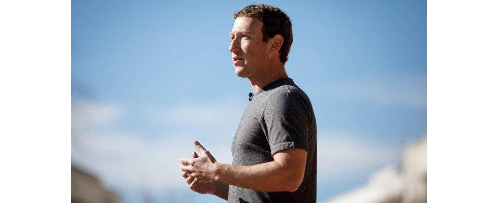 Mark Zuckerberg will öffentliche Diskussionen zu Technologie und Gesellschaft hosten