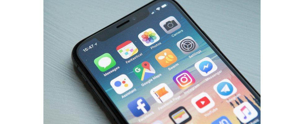 Auch iOS Apps liefern automatisch Daten an Facebook