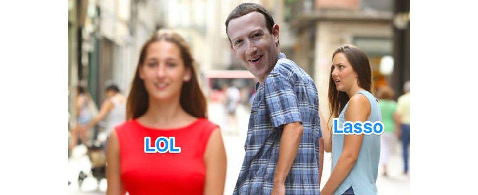 LOL: Facebook will Jugendliche mit Memes zurückgewinnen
