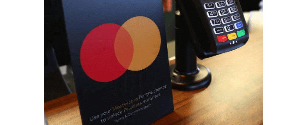 """You Know My Name"": Mastercard verzichtet auf Namenszug im Logo"