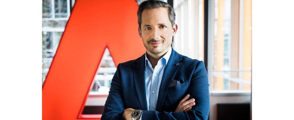 Neuer Deutschlandchef für Adobe: Christoph Kull leitet DACH-Raum und Osteuropa