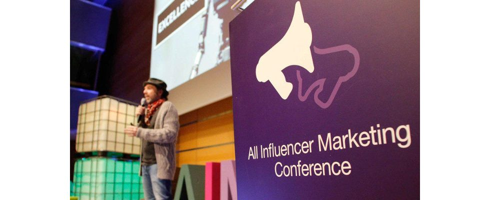 All Influencer Marketing Conference 2019: Marketing-Lösungen am Puls der Zeit