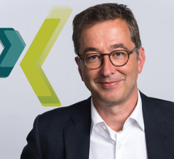 Dr. Thomas Vollmoeller, CEO bei XING