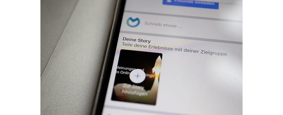 Was du über Facebook Stories wissen musst