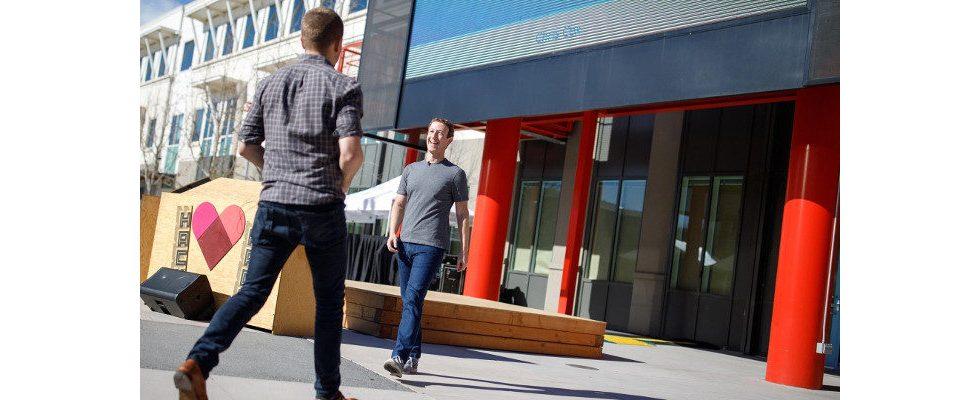 Facebook knüpft Boni für Mitarbeiter an sozialen Fortschritt der Plattform