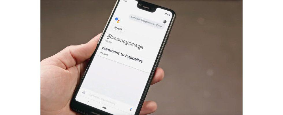 Google Translate übersetzt über 100 Milliarden Wörter pro Tag