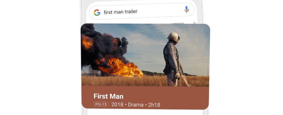 Googles Mobile SERPs: Immer mehr Videos als erster Eindruck