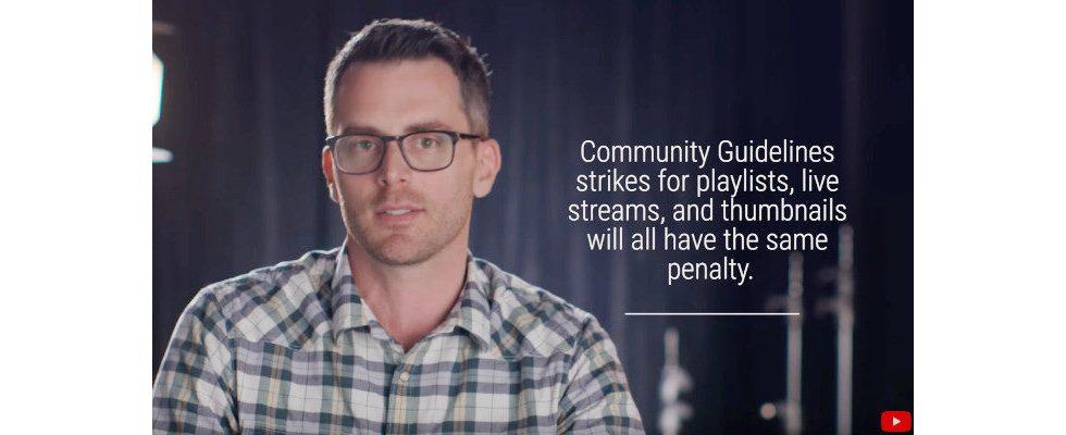 YouTube verschärft sein Strafsystem – Uploads werden schnell eingefroren