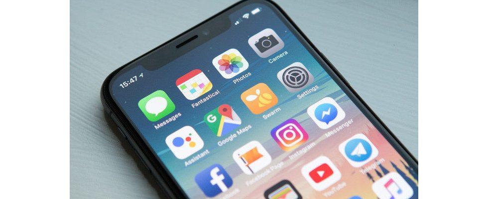 Ausgaben im App Store und Play Store sollen bis 2023 auf 156 Milliarden US-Dollar wachsen