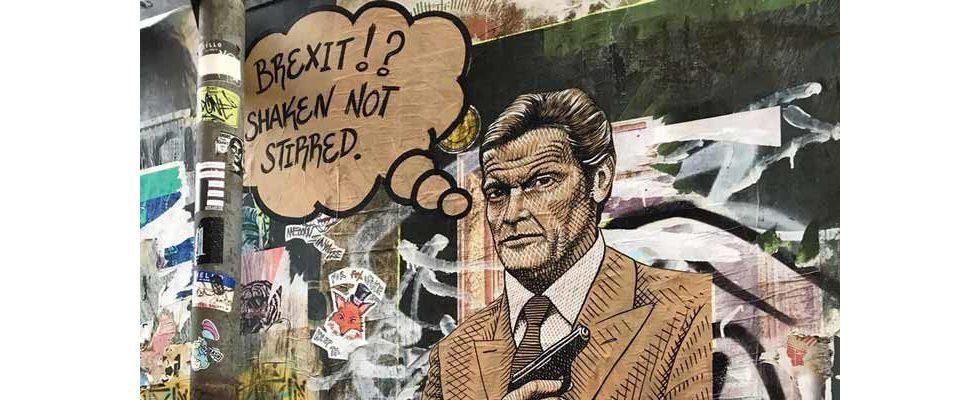 Brexit macht sich bemerkbar: Stillstand in der britischen Werbebranche