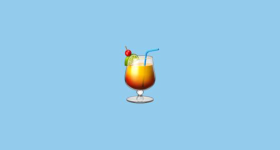 """""""You guys suck"""" – Bacardi fordert Verbannung von Plastik aus Emojis"""
