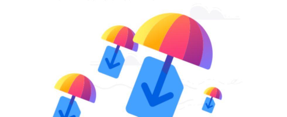 Datentransfer ohne Anmeldung: Firefox Send als unkomplizierte Alternative zu WeTransfer und Dropbox