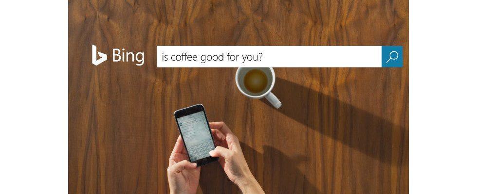 Bing liefert bessere Ergebnisse dank Text-to-Speech-Antworten und Visual Search
