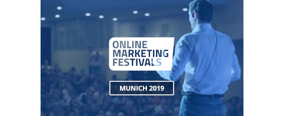 OMF 2019: Das neue Marketing-Festival in München
