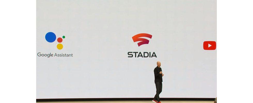 Stadia: Googles neuer Streamingdienst für Games könnte die Spielewelt verändern