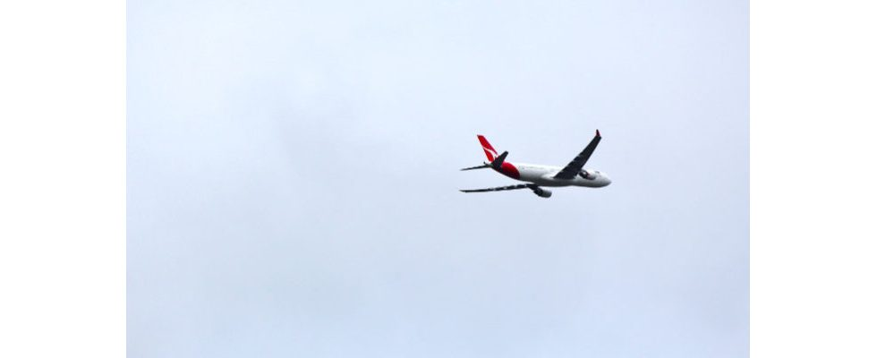 Qantas CEO gibt zehnjährigem Gründer Tipps zum Start einer eigenen Airline – und geht damit viral