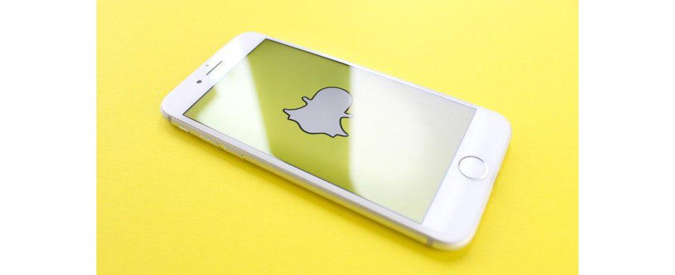 11 Millionen mehr User für Snapchat – auch der Umsatz steigt
