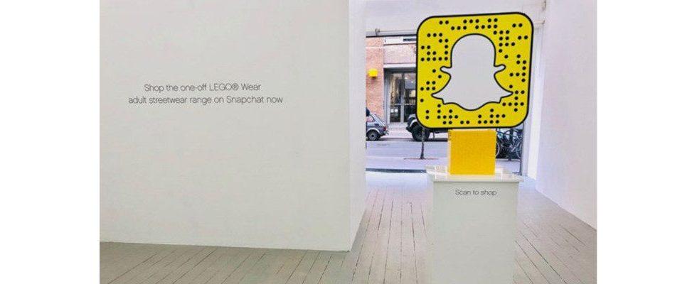 AR auf Snapchat: Unternehmen nutzen noch nicht alle Möglichkeiten