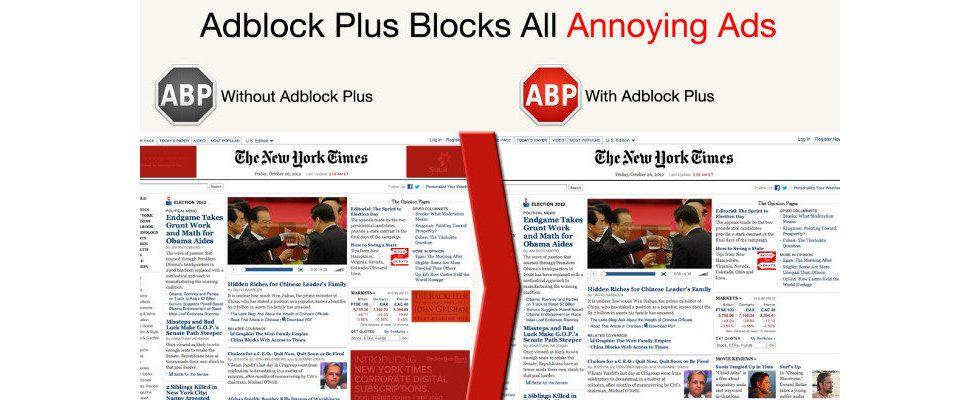 Axel Springer verklagt Eyeo erneut wegen Adblock Plus