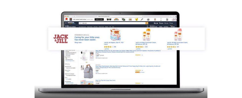 Über 11 Milliarden US-Dollar bei US Advertisern: Werbeausgaben bei Amazon steigen immens