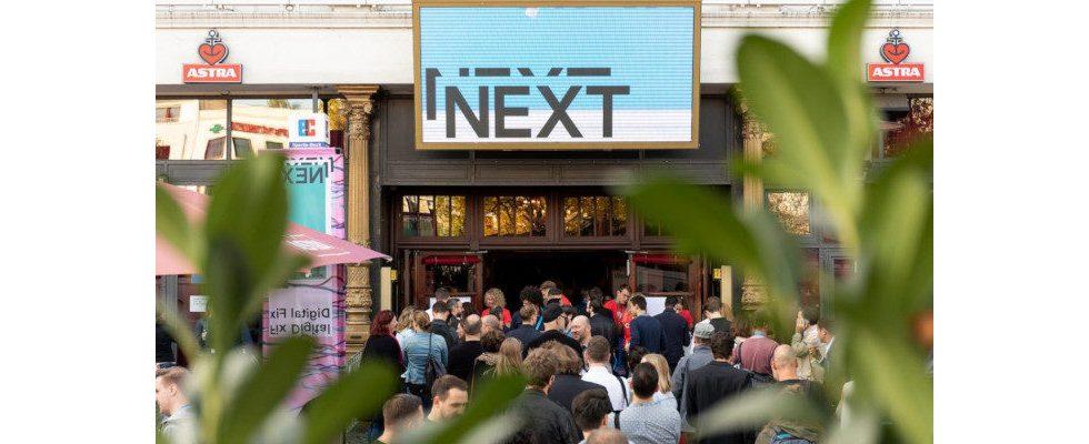 """NEXT Conference 2019 – """"Parallelwelten"""" oder: 5 Dimensionen der modernen Welt"""