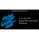 HORIZONT Digital Marketing Days 2019