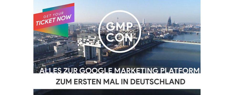 Die GMP-Con 2019: Das Fachevent zur Google Marketing Platform