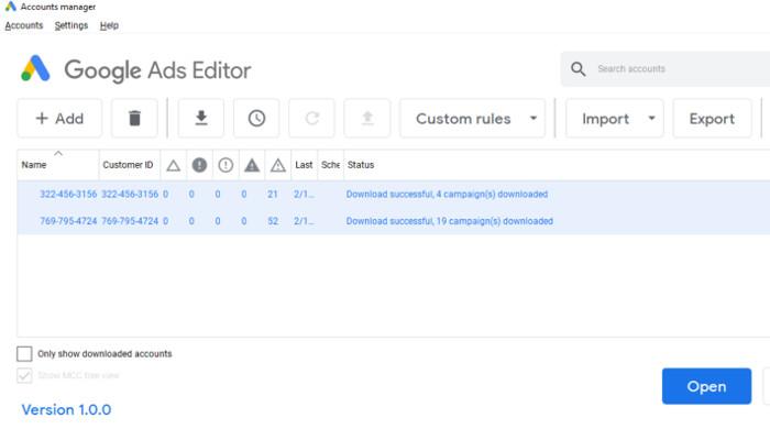 Google launcht neuen Ads Editor und Updates für den Keyword Planner