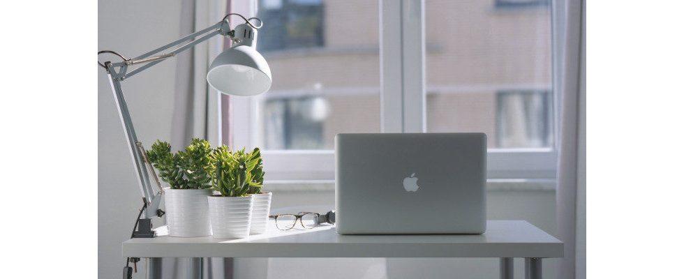 In 6 Schritten zum besseren Home Office