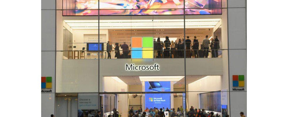 Microsoft macht 8,8 Milliarden US-Dollar Gewinn und ist über eine Billion wert