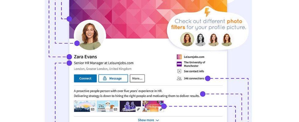 LinkedIn Cheat Sheet: So optimierst du dein Profil für mehr Reichweite und Engagement
