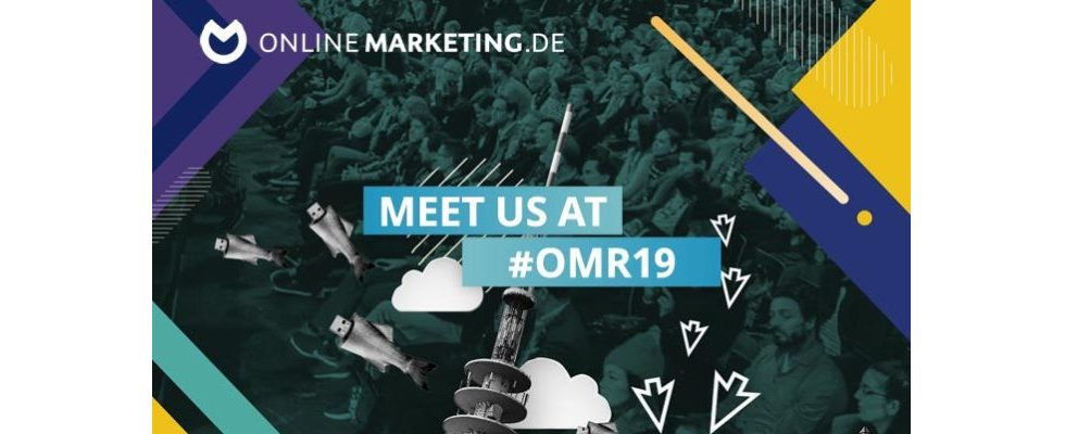 OnlineMarketing.de auf dem OMR Festival: Triff uns beim Marketing Event des Jahres