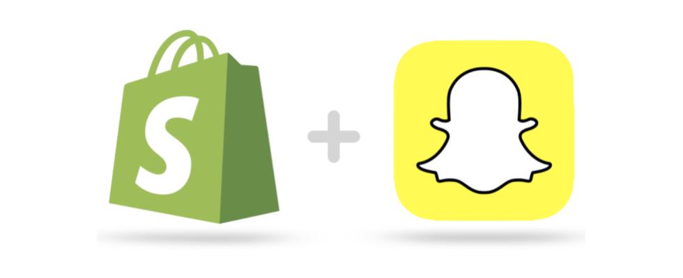Snapchat und Shopify: Neue Partnerschaft vereinfacht Kauf und Verwaltung von Anzeigen