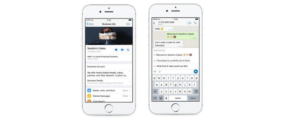 WhatsApp Business App wird für iOS ausgerollt – auch in Deutschland