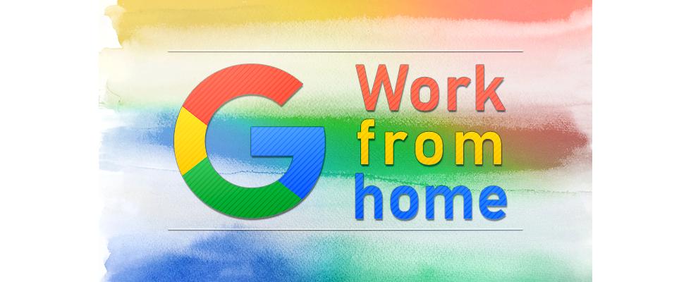 Homeoffice einfacher denn je – Google testet neue Jobsuche