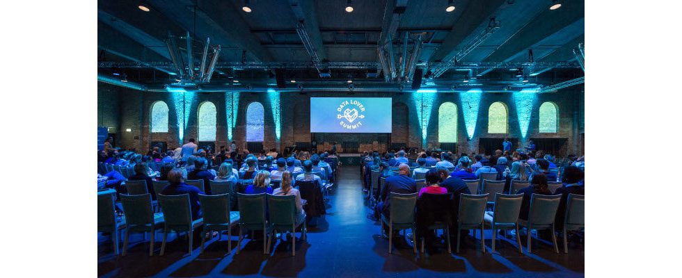 Die Zukunft des E-Commerce: Volker Smid auf dem Data Lover Summit
