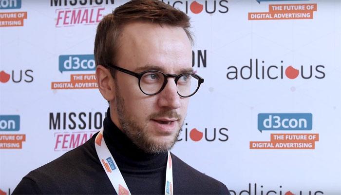 Technologie, menschliche Expertise & Frauen in der Digitalbranche: adlicious-Gründer David Lange im Interview