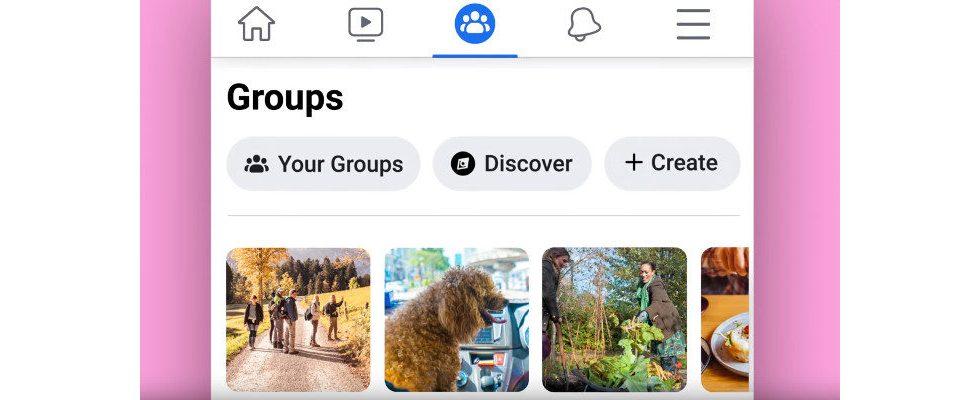 Populäre Facebook-Gruppen plötzlich geheim: Schutz vor Schließung?