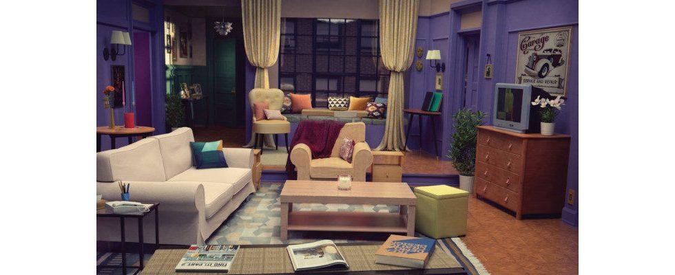 IKEA Ad: Wohnzimmer aus Stranger Things, Friends und Simpsons rekreiert