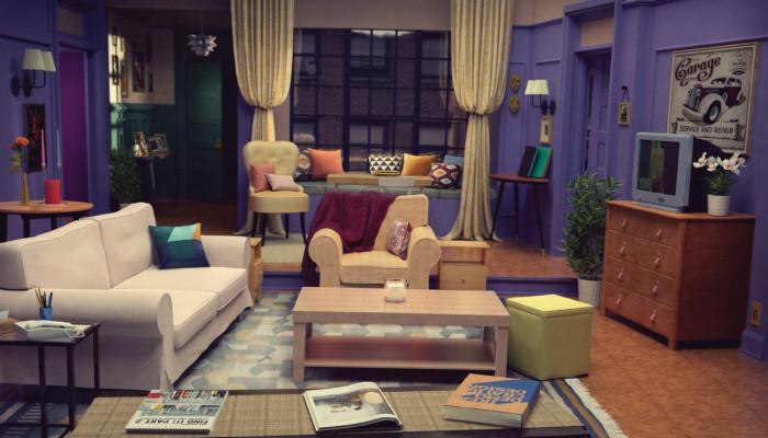 IKEA Ad: Wohnzimmer aus Stranger Things, Friends und ...