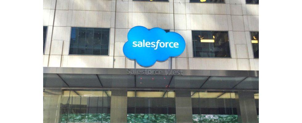 Salesforce stoppt Zusammenarbeit mit Retailern, die halbautomatische Waffen verkaufen