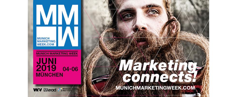 Munich Marketing Week: Premiere für einen Pflichttermin