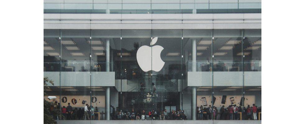 Apple hält Geschäfte auf unbestimmte Zeit geschlossen – außer in China
