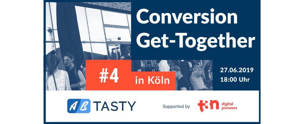 Conversion Get-Together – Auf einen Feierabenddrink mit den Experten der Digitalbranche