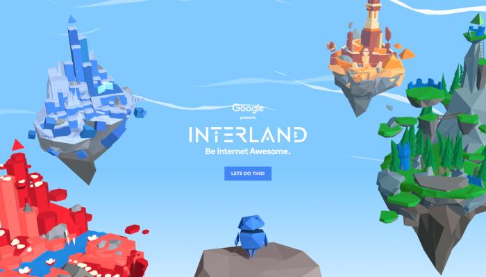 """""""Be Internet Awesome"""": Erziehungsspiel von Google soll Kinder zu (selbst-)sicheren Entdeckern machen"""