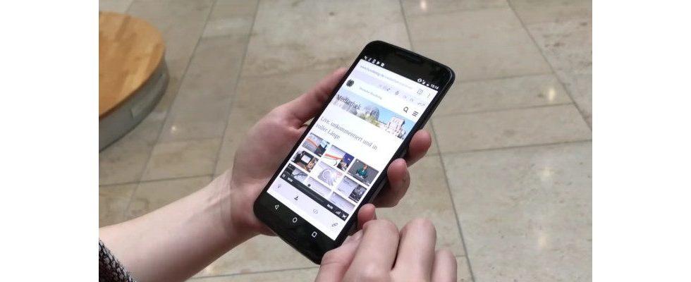 Deutscher Bundestag soll auf Twitter und Instagram aktiv werden