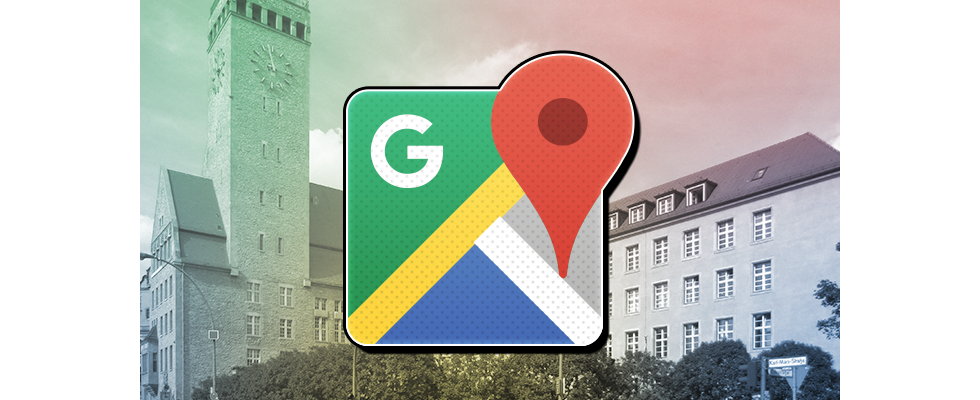 Die AfD als Karnevalsverein? Absonderliches Suchergebnis bei Google Maps